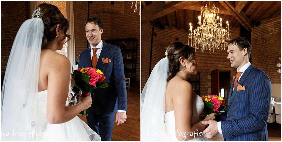 bruidsfotografie kasteel Duurstede onmoeting 2